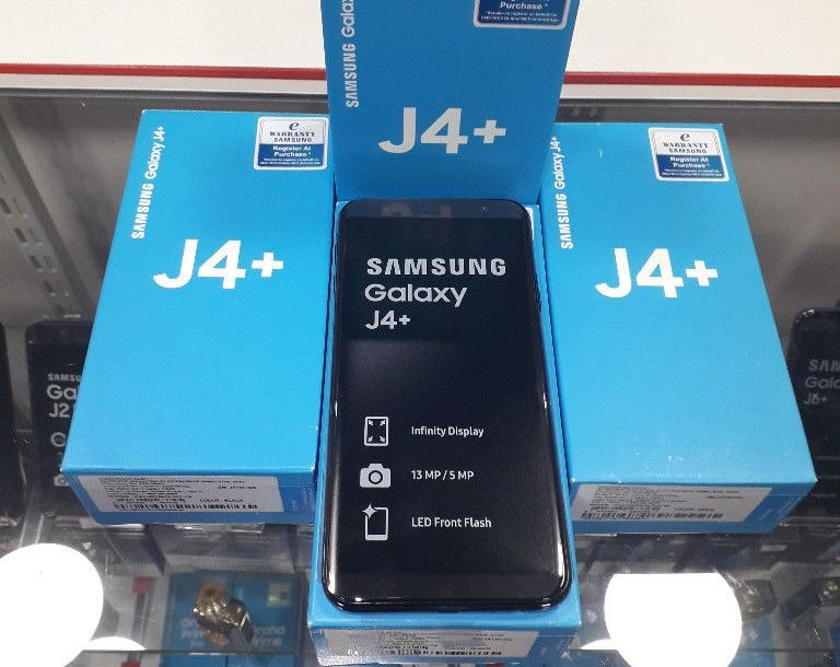 Samsung J4 Plus/novo na caixa!
