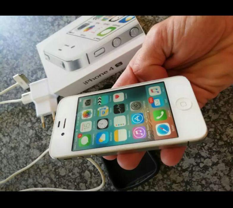 iphone 4s 16gb novo na caixa Alto-Maé - imagem 1