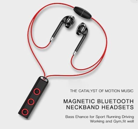 Auriculares desportivos Sports Headset 4.1