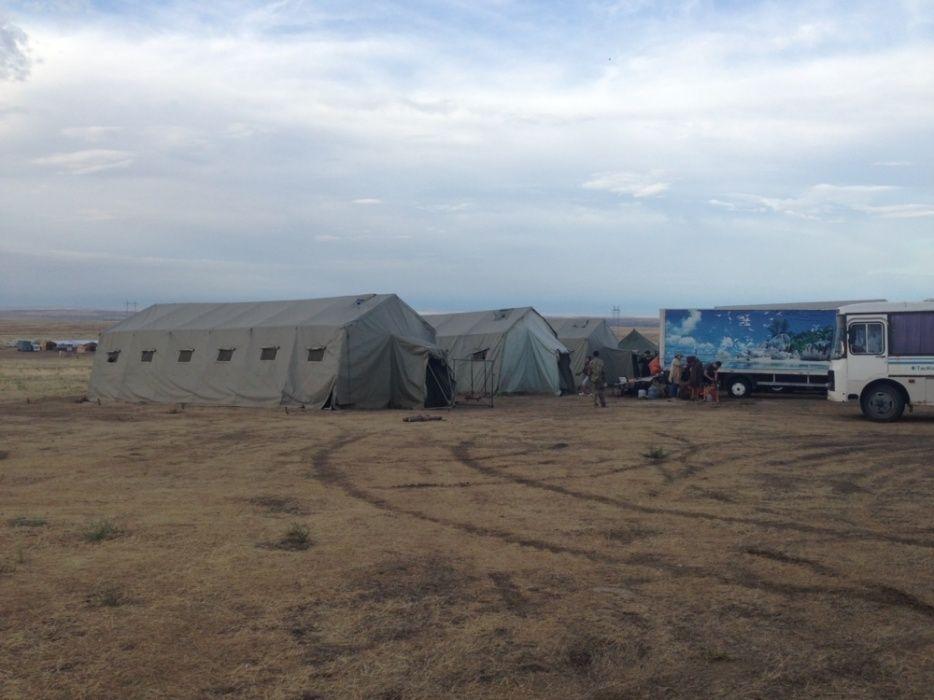 Продам военную палатку