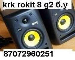 аренда студийные мониторы KRK-8-2 (продам)-r17