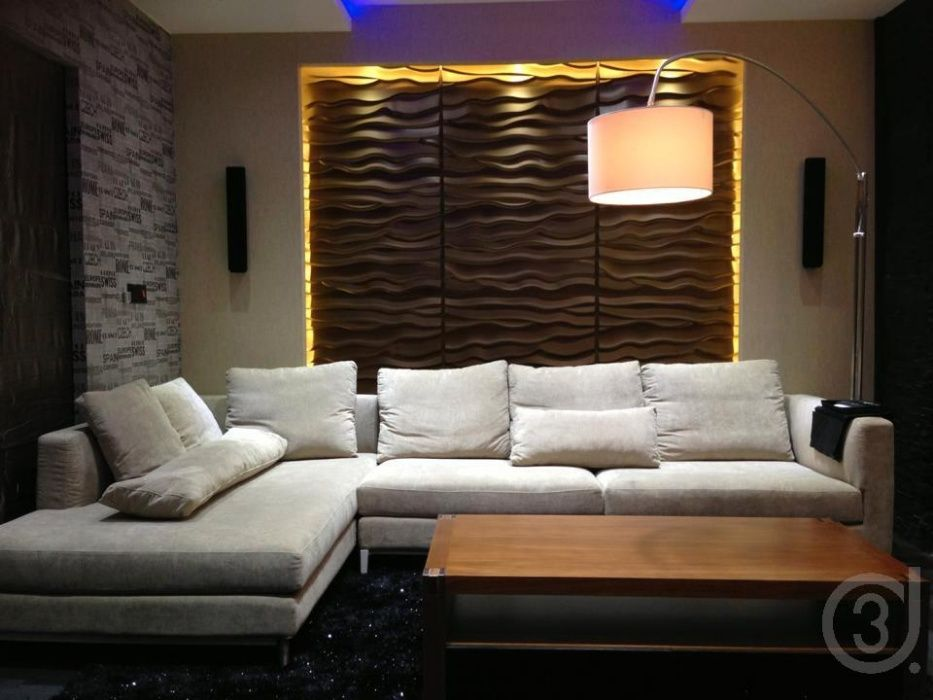 BEACH-Panel decorativ 3D, placa decor, tapet 3d, amenajari interioare