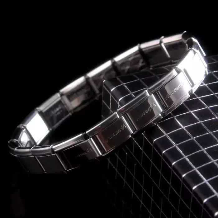 8d30e044329 Bracelete prata