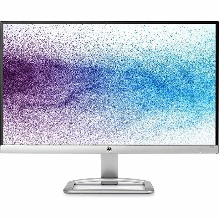 """Monitor HP 22ER 22"""" Branco com caixa"""