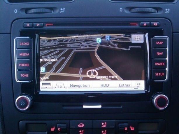 DVD VW RNS 510 315 Skoda Columbus Seat MEDIASYSTEM Romania 2018