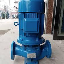 Electrobomba industrial de 4'' para grande volume de água.