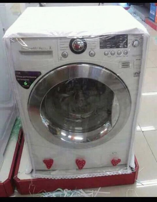 Máquina de lavar à venda
