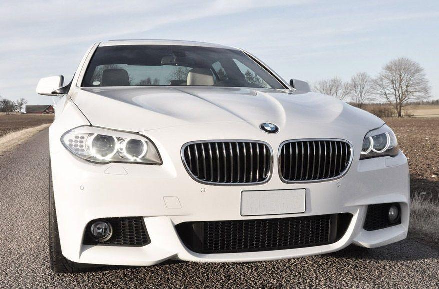 Предна M technik броня за BMW F10