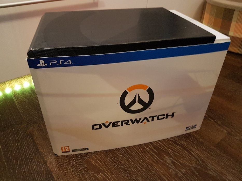 Overwatch Collectors Edition PS4 Game Nou