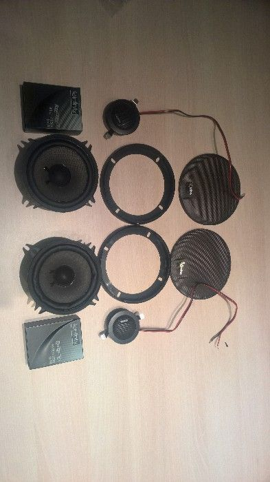infinity reference jbl fusion subwoofer