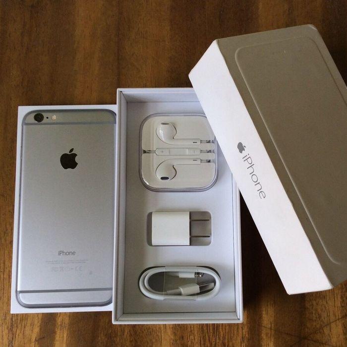 iPhone 6 32GB novo na caixa selado