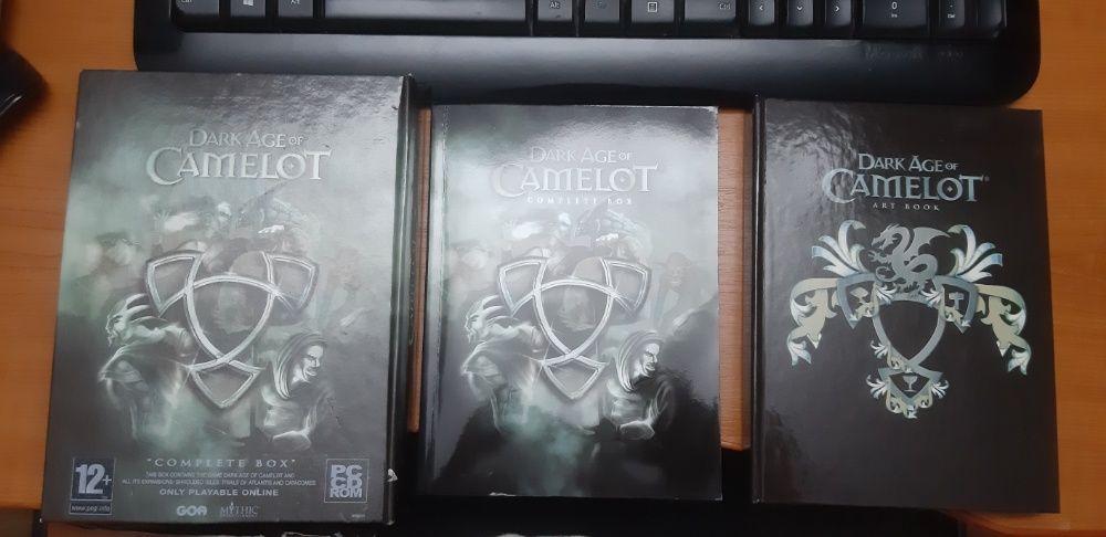 Dark Age of Camelot PC CD ROM ,Contine 4 cd-uri .