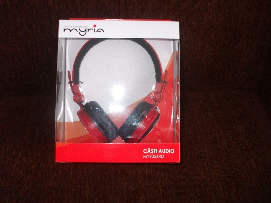 Casti audio MYRIA My9056RD