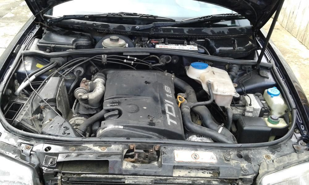 Turbo, injectoare, intercooler audi a4 b5 1.9 tdi AHU 1z
