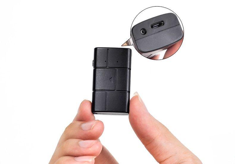 Camera video ascunsa microfon GPS N96 alarma cu localizare