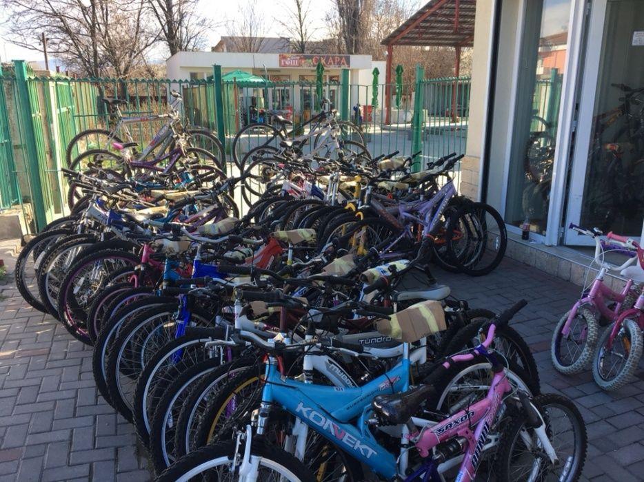 Велосипеди втора употреба - Пловдив