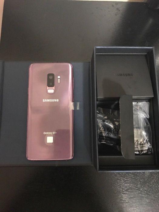 novo Samsung Galaxy S9 +