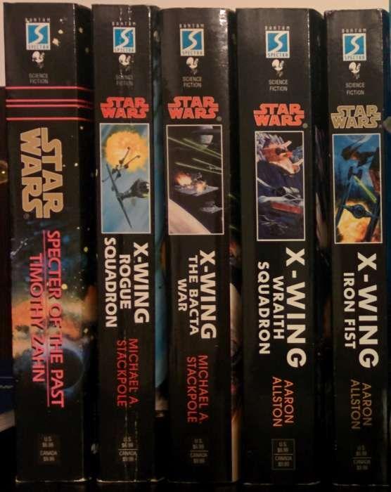 Star Wars - X-Wing The Bacta War