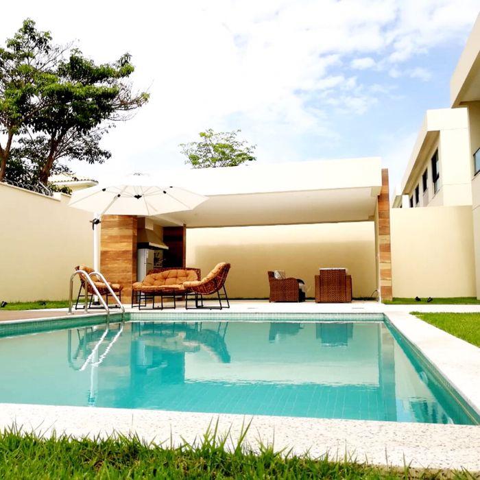 Arrendamos Vivenda T4 Condomínio Privilege Residence Talatona