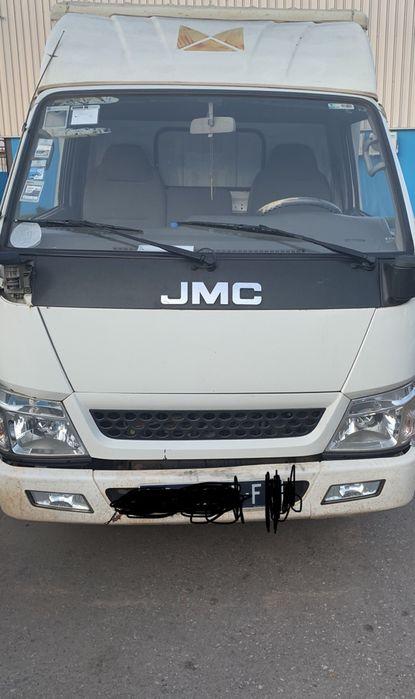 Carrinha JMC para carga,