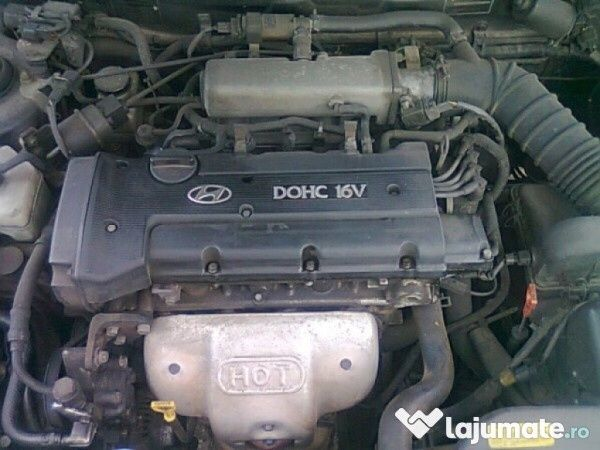 Motor hyundai coupe 2.0