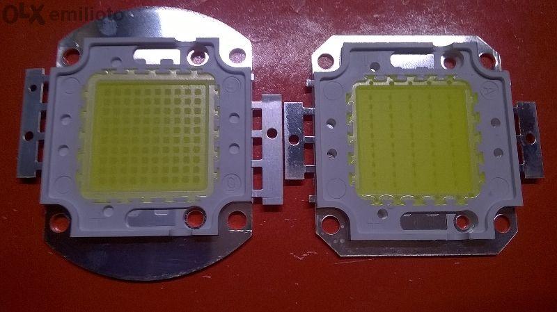 LED 1W 3W 5W 10W 20W 30W 50W 100W от евтини до качествени Epistar