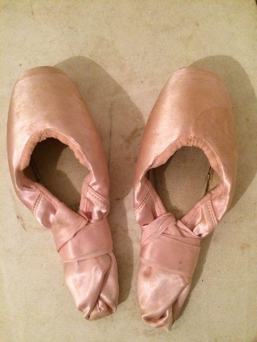Sapatos de ballet (ponta)