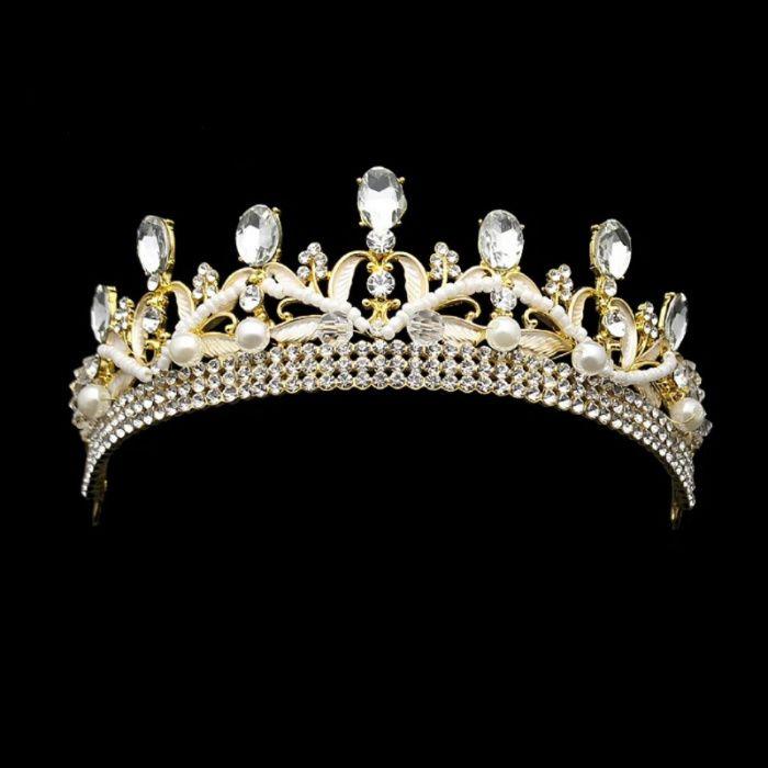 Diadema/tiara/coronita pentru coc