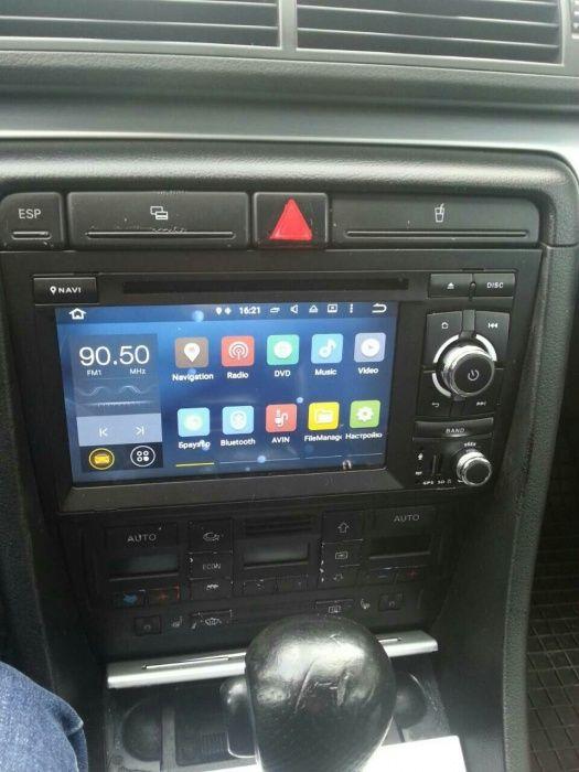 СУПЕР ЦЕНА !!! Мултимедия за AUDI A3 A4 android wince нова !!!