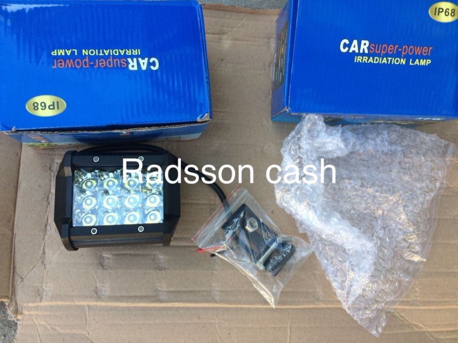 Car super Power irradiation lamp 36w