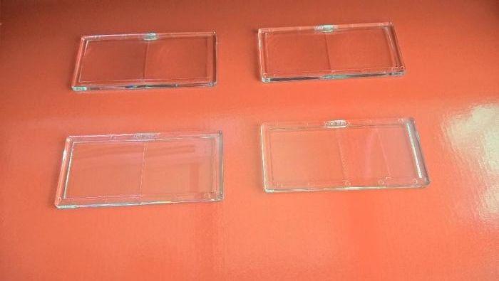 Диоптрични,увеличителни стъкла,стъкло за заваръчни шлемове и маски.