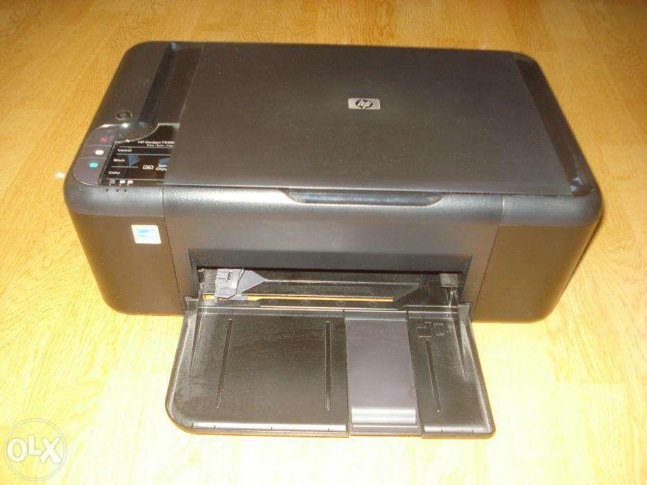 imprimanta multifunctionala hp f 248c