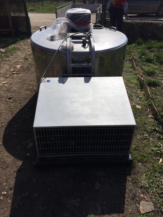 Racitor tanc de lapte frigotehnist pentru reparați sunați250-820litri Cluj-Napoca - imagine 5