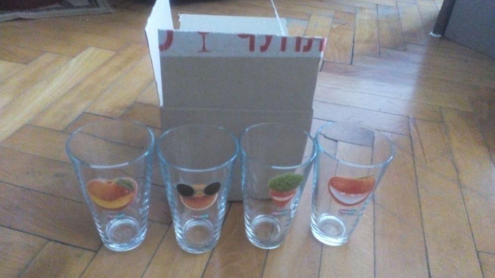 Комплект чаши за безалкохолно