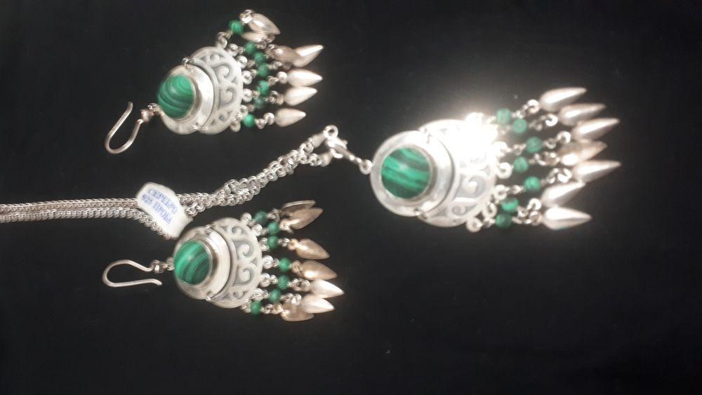 Серебрянное национальное украшерие