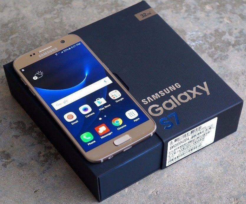 Samsung Galaxy s7 novo celado