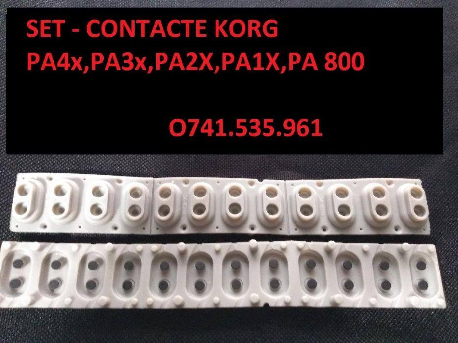contactepentru claviatura KORG PA2X,PA3X, PA4X,PA800,PA600
