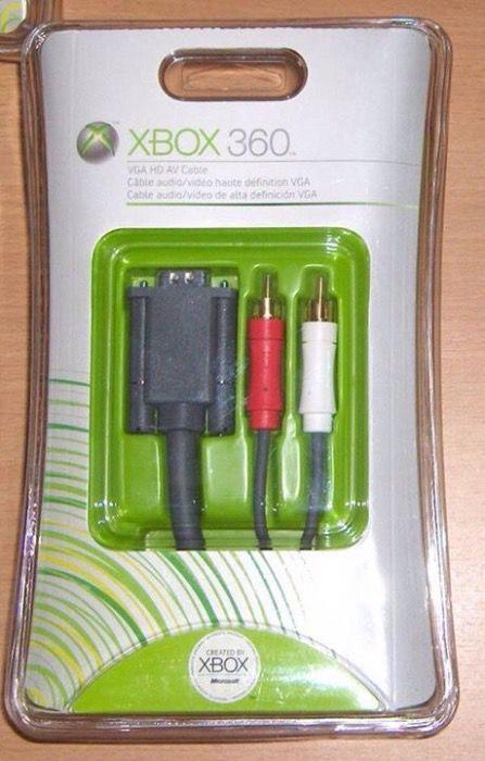 High definition gaming for Vga display fot Xbox 360