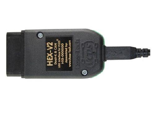 Vag com RO 18.2 Vcds Cablu VAG Com 18.2 VCDS HEX V2 VW Skoda Seat Audi