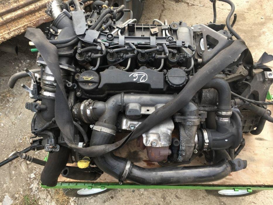 Motor Ford Focus 2 1.6 TDCI 109 CP Tip motor G8DB