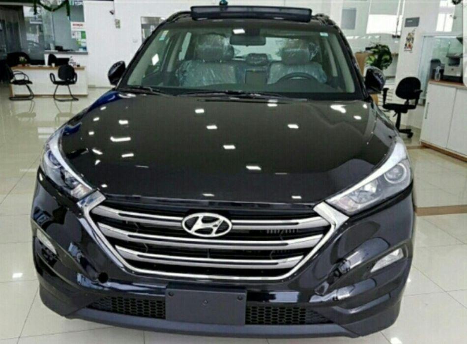 Hyundai Tucson 4wd zero km