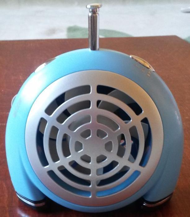 ELTA FM Radio cu autoscan si mini Ventilator (made in Germany).
