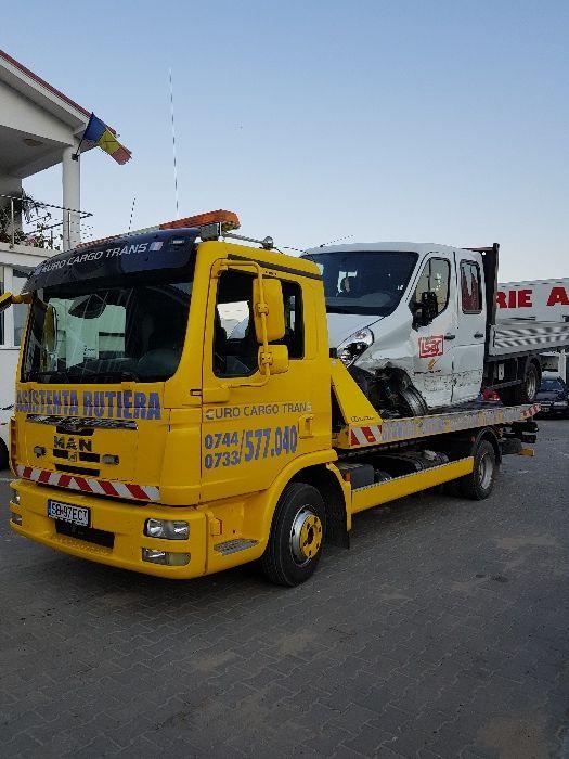 Tractari Mediaș non stop. Euro Cargo Trans Medias - imagine 5
