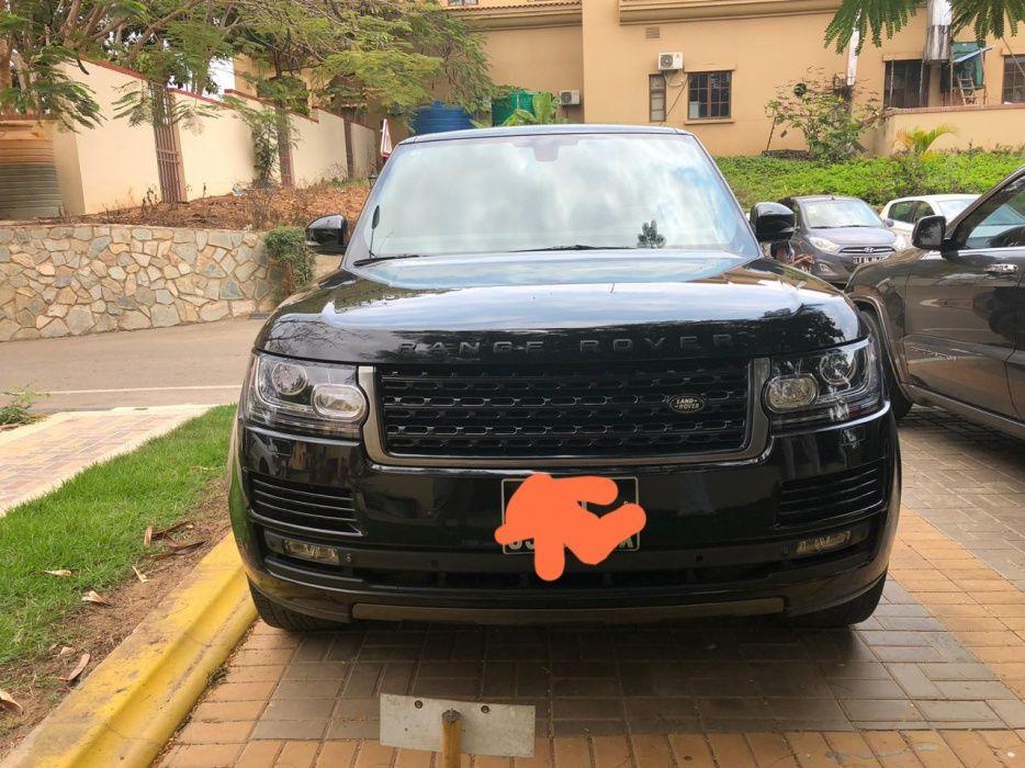 Vendo penultimo Rang Rover 39milhoes