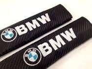 Huse centura siguranta BMW sau BMW M carbon fiber