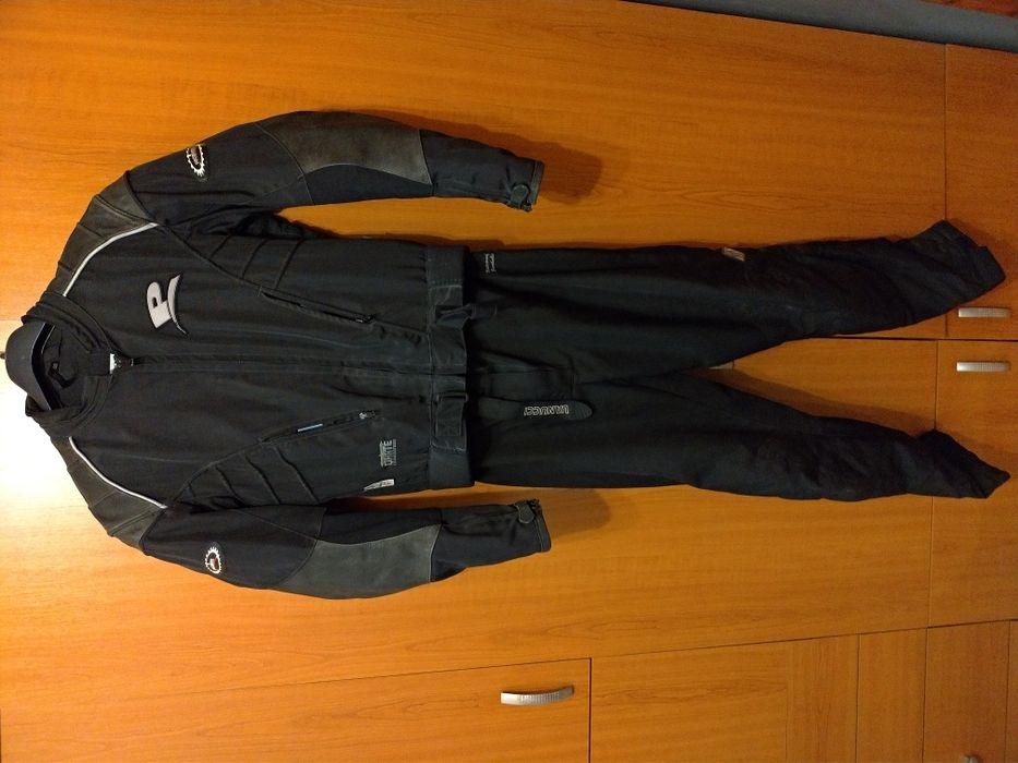 Costum moto geaca si pantalon
