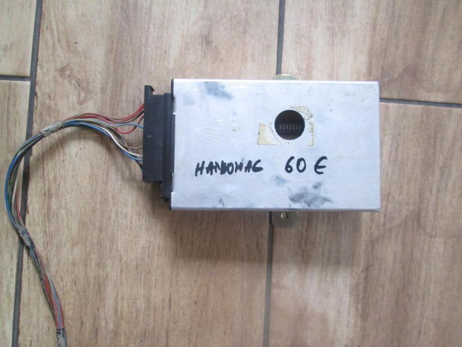 Calculator de Hanomag 60E