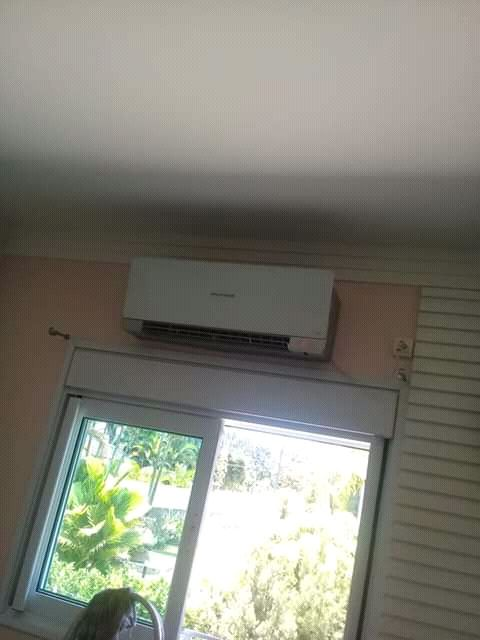 Técnico de ar condicionados