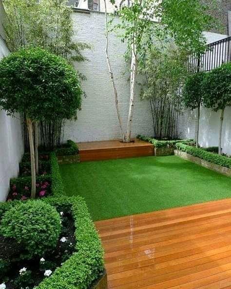 Promoção de montagem de jardim mês de natal