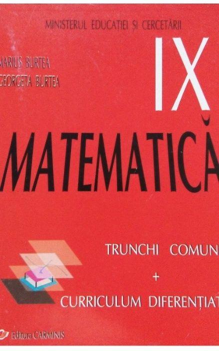 Matematica_ manual pentru clasa a IX-a